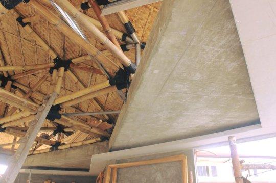 Ceiling Construction of the Estudio Damgo 4