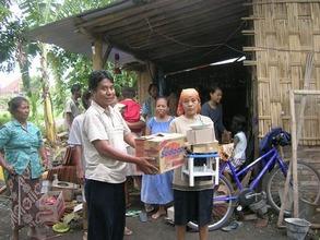 Assistance for Bantul Women