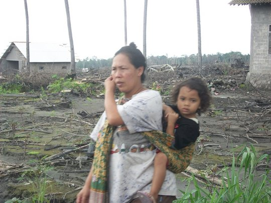 Life Skills for Bantul Women of Earthquake Victims