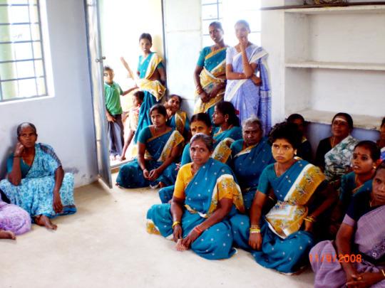 Awareness to rural women to escape harrasment