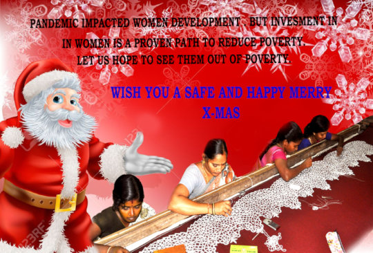 "Wish you ""Merry X'Mas"""