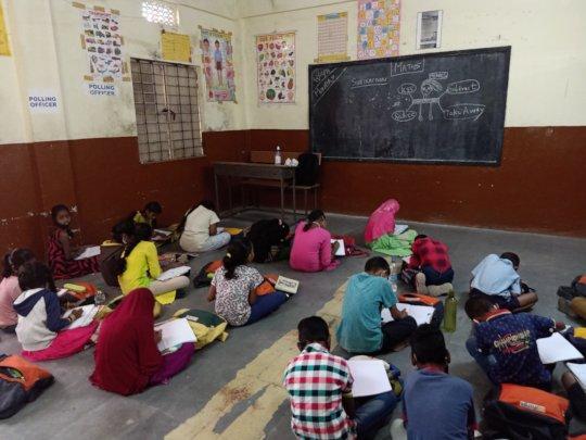 My Grade 3 Classroom