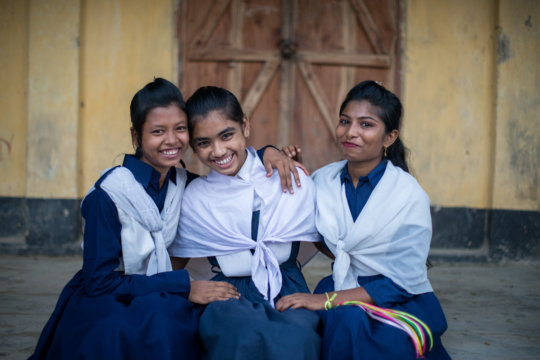 Thank you for saving girls from child marriage!