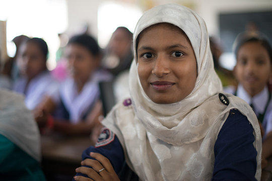 Your gift means a young girl can stay in school.