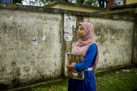 Save a Girl from Child Marriage with a Scholarship