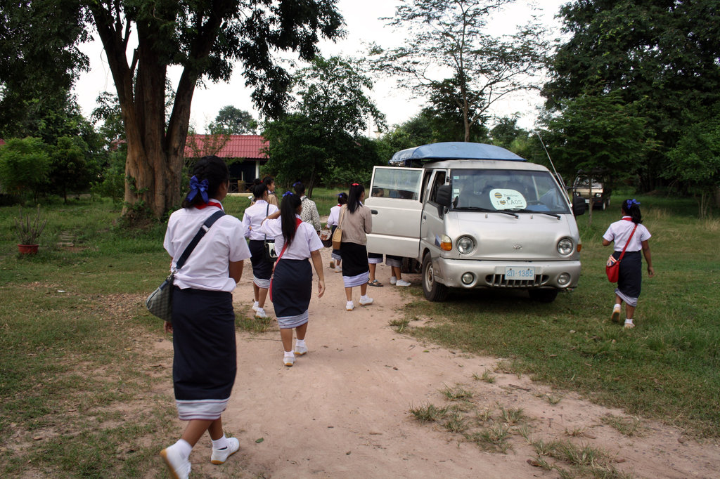 Protect girls from human trafficking in Laos