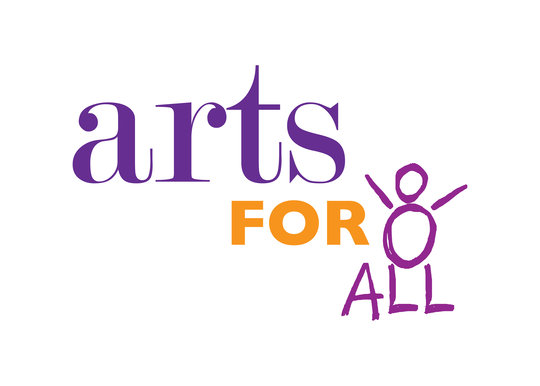 Arts For All logo