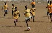 Educate  9000 Children through Sport in Africa