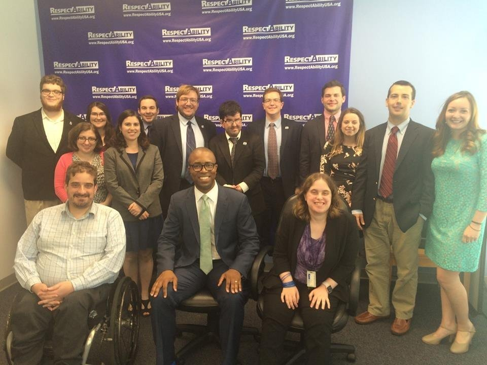 Calvin Harris, Bipartisan Policy Center, with team