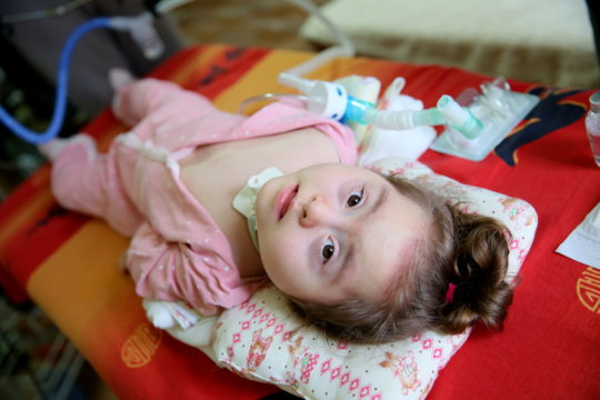 Support 169 families with terminally ill children