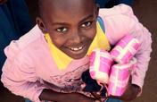 Give 1000 Kenyan girls a chance in school