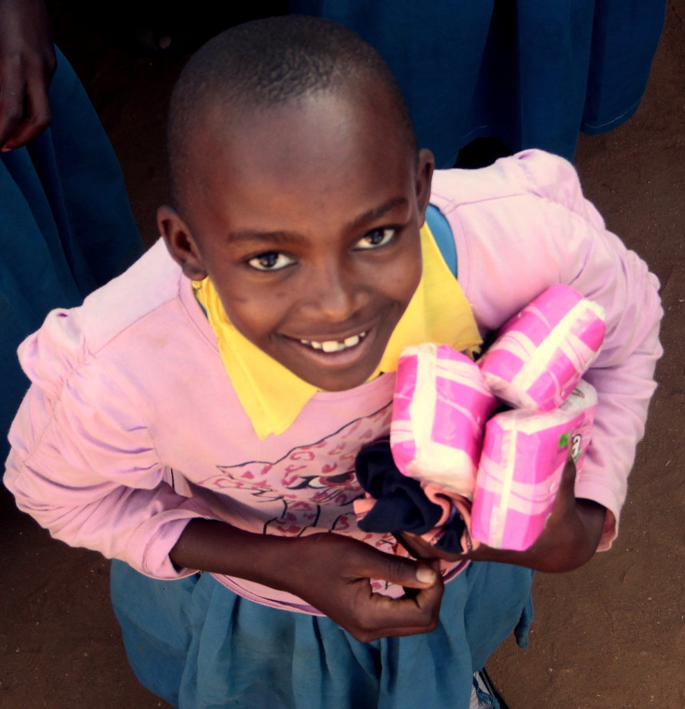 One Girl,One Pad, One sucess story at a time!