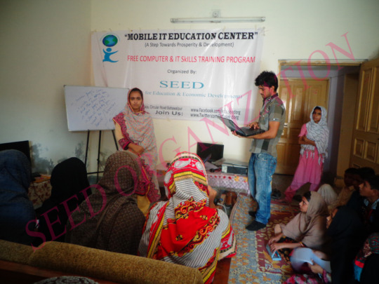 Teaching sessions