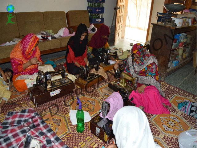 Support 50 Deprived families in Cholistan (Desert)