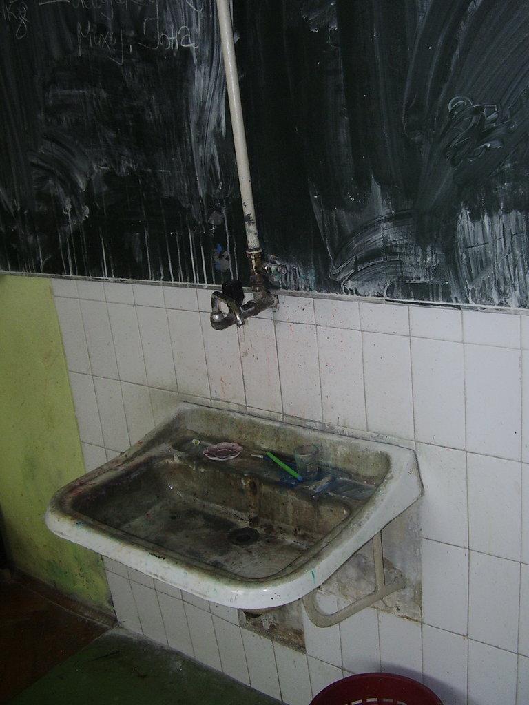 Help Us Rebuild School Toilets In Baljevac, Serbia