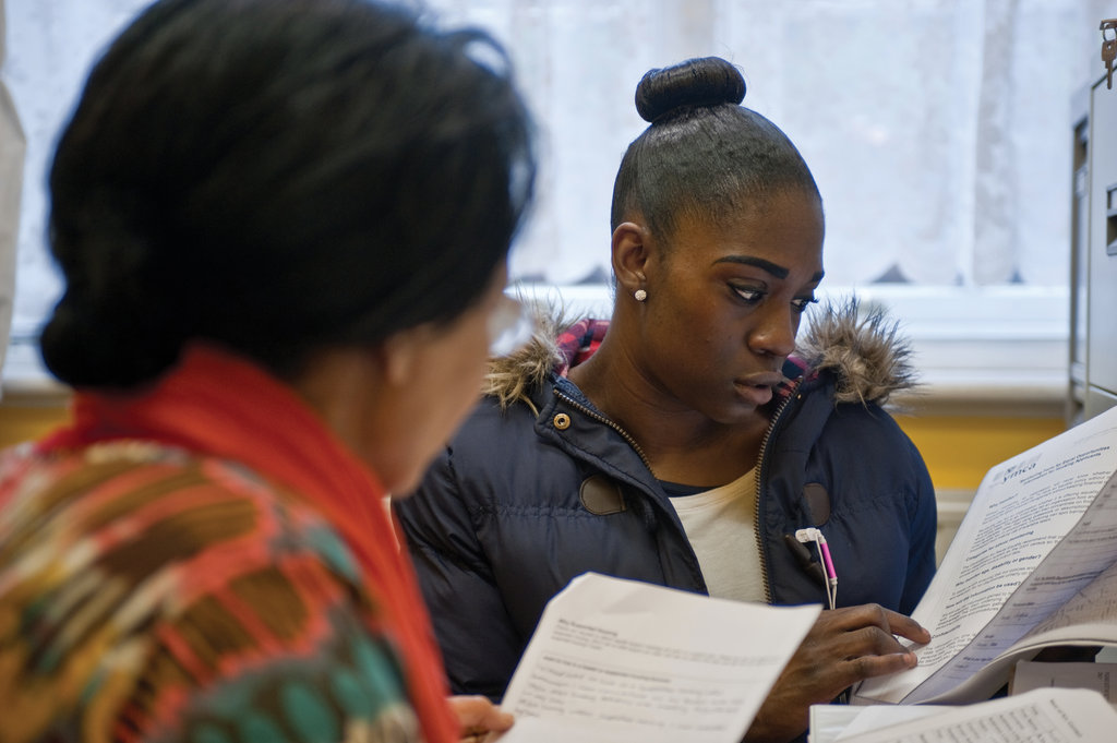 Help Homeless Women Get Back Into The Work-Place