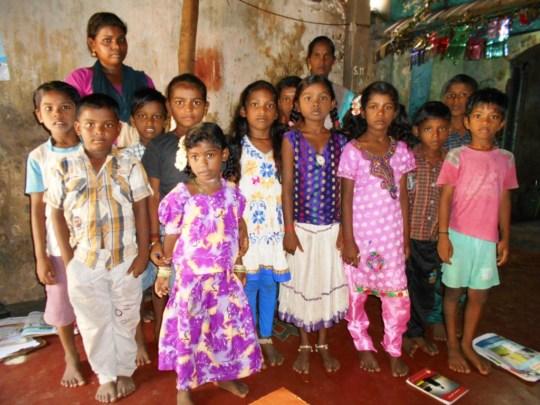 Beneficiary of children