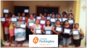 dignified life, women, mexico, training