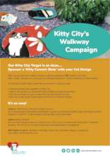 Kitty City Walkway Campaign