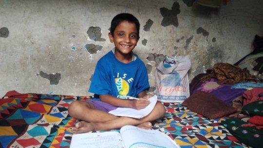 Mr Gaurav, RISE beneficiary