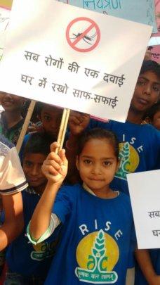 Awareness against Slum Epidemics
