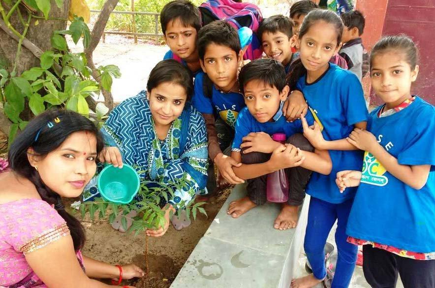 Green India initiative