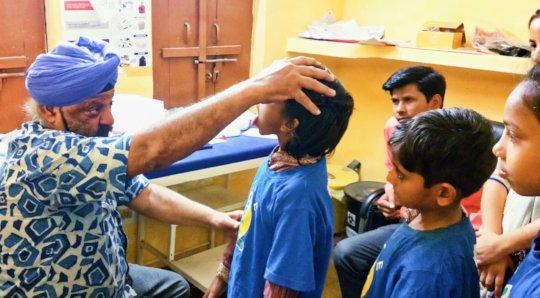 Health check up at RISE