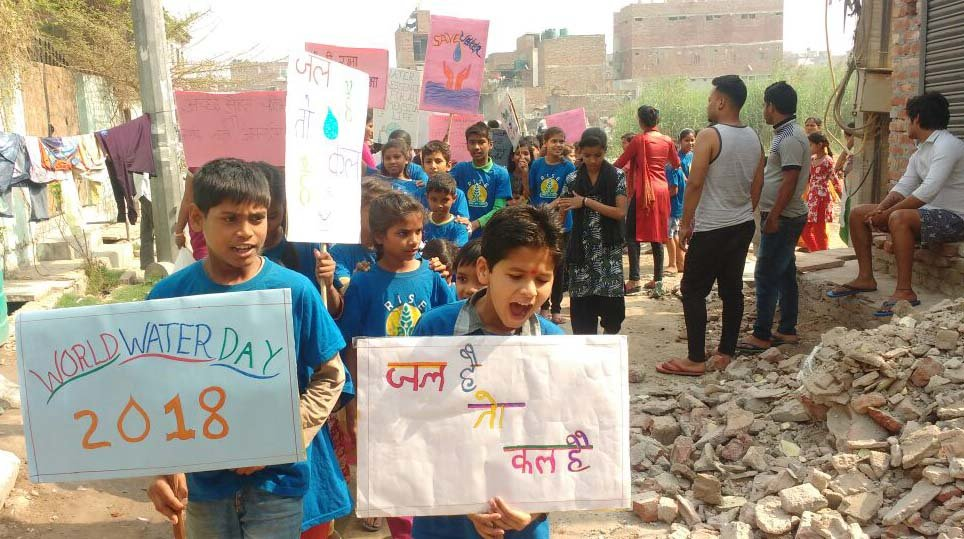 Health & Hygiene awareness rally