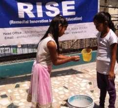 WASH workshop at RISE