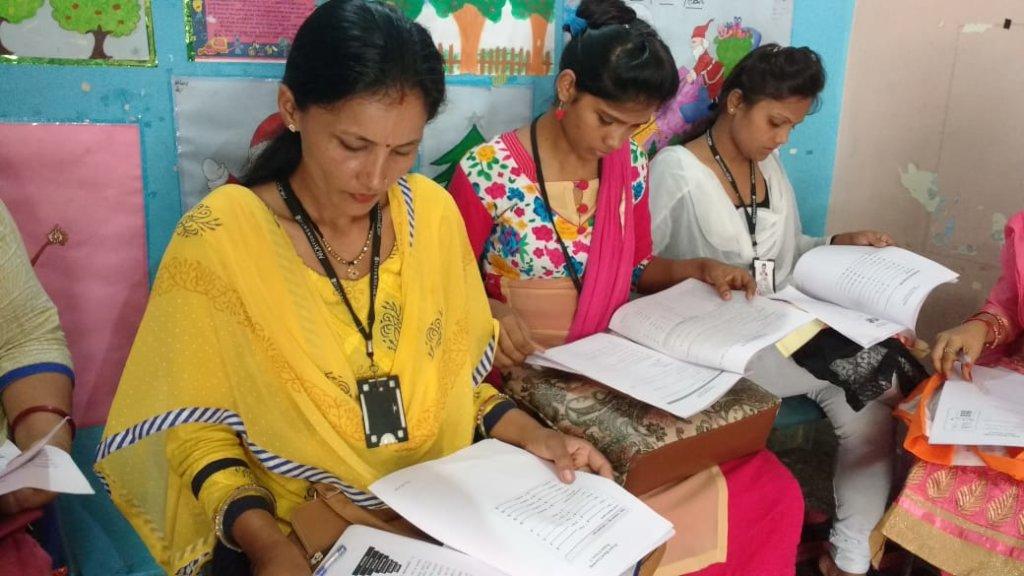 Educator workshop