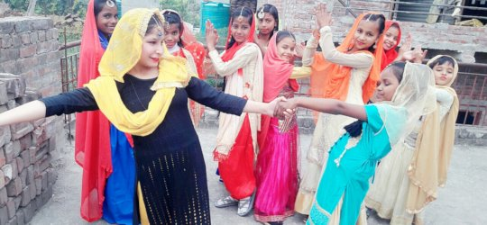 Lohri Celebration at RISE AROH