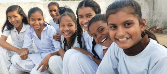 National Girl Child Day at RISE AROH