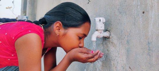 Water is essential