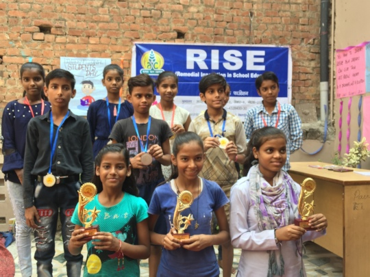 World Student Day at RISE AROH