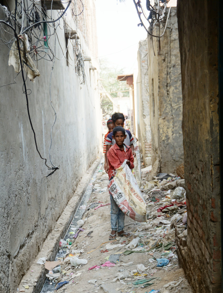 Help Educate Poor Slum Children In India