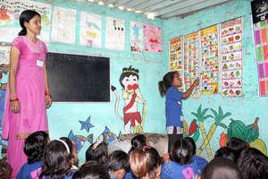 sample classroom
