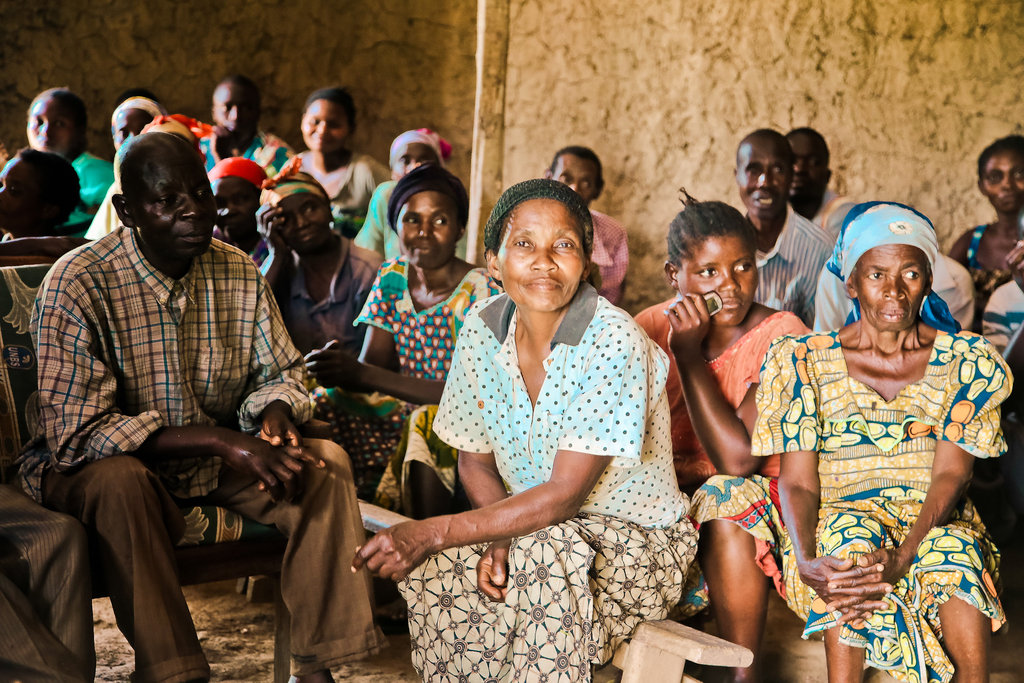 Empowering Communities to Build Businesses in DRC