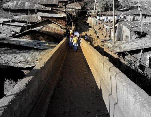 Healthy Minds, Happy Hearts Kibera