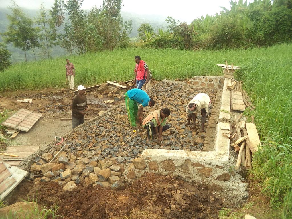 Providing a basic education for 120 women in Kecho