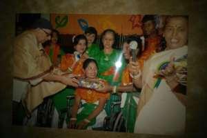 Madhu's dance
