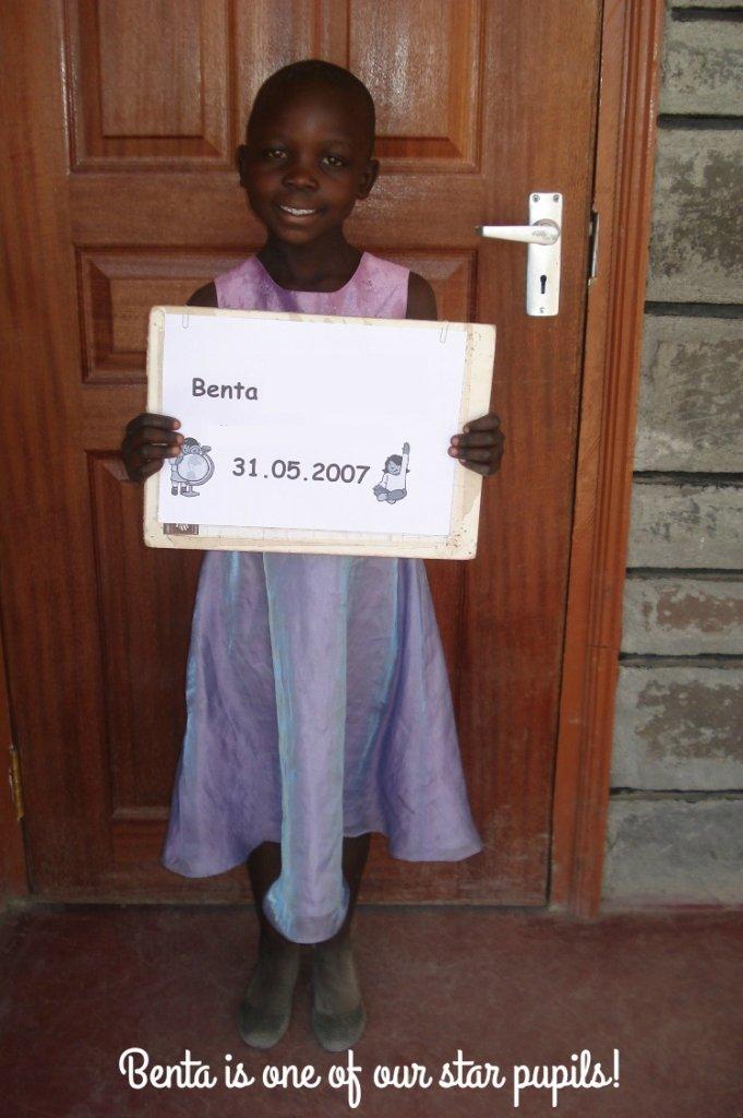 Benta-One of the LLK Primary School