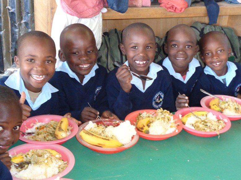 Feeding Smiles!