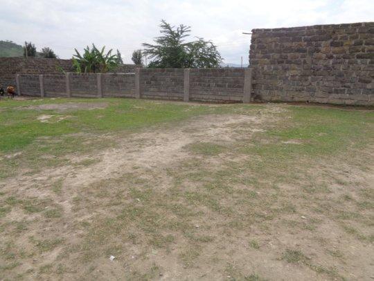 Kindergarten Construction Site