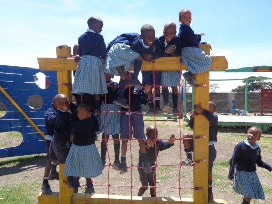 Fun Break Time on our Playground