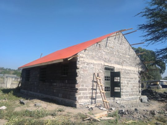 Tailors' Workshop - side view
