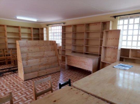 The LLK School Library