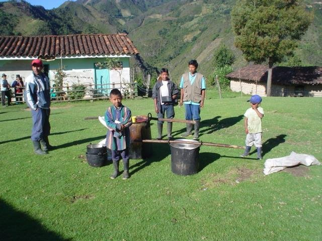 Provide Renewable Energy to 22 Colombian families