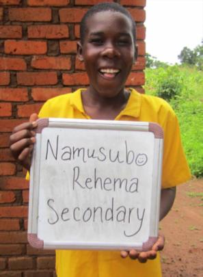 Namusubo Rehema, a S.O.U.L. Student in Iganga