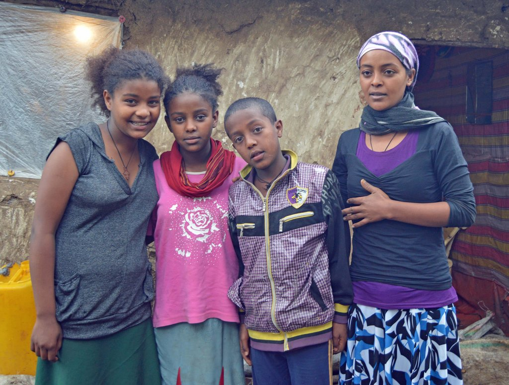 Send girls to school in Ethiopia