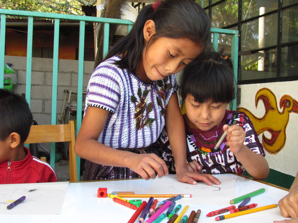 Bus for 83 children in Guatemala with disabilities
